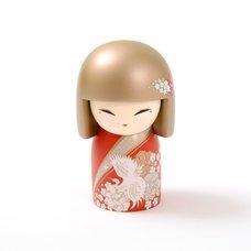Kimmidoll Michi Large Kokeshi Doll