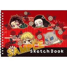 Kimetsu no Yaiba A5-Size Darun Sketch Book