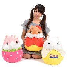 Coroham Coron Fruits Vol. 2 Hamster Plush Collection (Big)