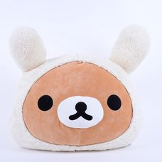 Rilakkuma Bunny Cosplay Pillows