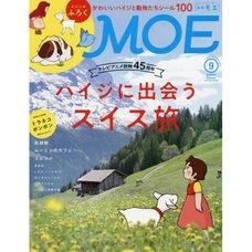 Moe September 2019