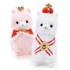 Alpacasso 10th Anniversary Alpaca Plush Collection (Big)