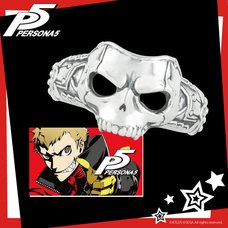 Persona 5 Mask Motif Ring: Ryuji Sakamoto Ver.