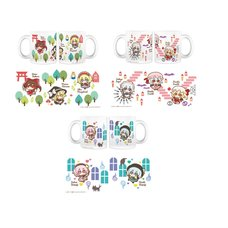 Touhou Project Fumo Fumo Mugs