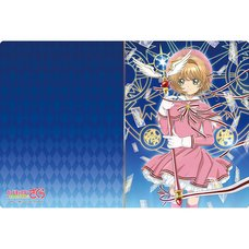 Cardcaptor Sakura: Clear Card Sakura Kinomoto Rubber Play Mat Collection