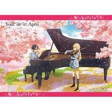 Your Lie in April Spring Wall Scroll