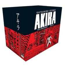 Akira 35th Anniversary Box Set