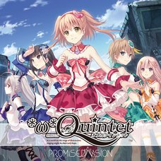 *ω*Quintet: Promised Vision/Good Bye & Good Luck