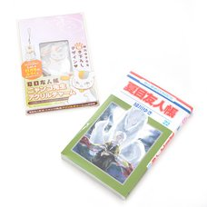 Natsume's Book of Friends Vol. 22 Special Edition w/ Nyanko-sensei Acrylic Charm