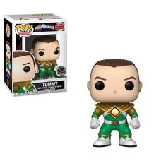 "Pop! TV: Power Rangers Series 7 - Thomas ""Tommy"" Oliver"