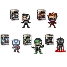 Pop! Marvel Venom Series - Complete Set