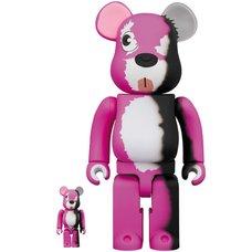 BE@RBRICK Breaking Bad Pink Bear 100% & 400% Set