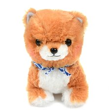 Mameshiba San Kyodai Kuttari Dog Plush Collection (Big)