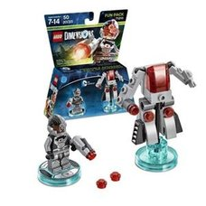LEGO Dimensions DC Comics Cyborg Fun Pack