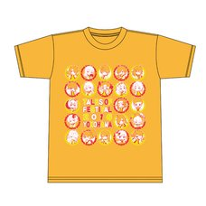 Tales of Festival 2016 Orange T-Shirt