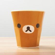 Rilakkuma Melamine Cup (Face)