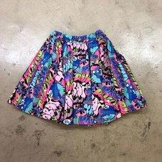 ACDC RAG Yabai Flared Skirt