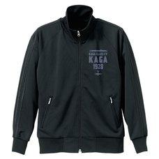 Kantai Collection -KanColle- Kaga Black x Glossy Black Jersey