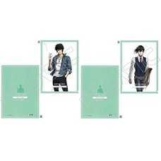 Psycho-Pass: Sinners of the System Clear File