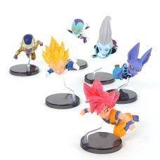 Dragon Ball Super World Collectable Figure Anime 30th Anniversary Vol. 5