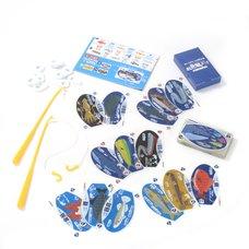 Fishing Card Game