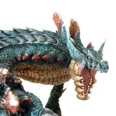 Capcom Figure Builder Creators Model Monster Hunter Sea Wyvern Lagiacrus (Re-run)