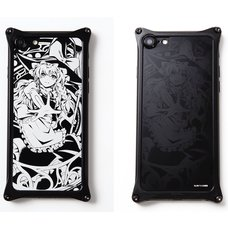 Touhou Project x GILD design Marisa Kirisame iPhone Case