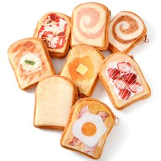 Marude Pan Like a Bread Sliced Bread Pouches