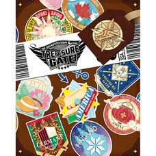 The Idolm@ster: SideM 4th Stage ~Tre@sure Gate~ Live Blu-ray Complete Box Set (Limited Edition)