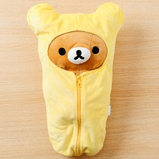 Rilakkuma Sleeping Bag Plush