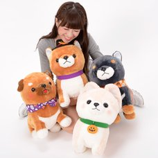 Mameshiba San Kyodai Halloween Dog Plush Collection (Big)