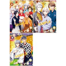 IDOLiSH 7 Happy New Year 2019 Clear File Collection