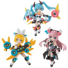 Desktop Singer Hatsune Miku Series Box Set