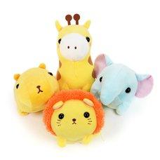 Pocket Zoo Animal Plush Collection (Standard)