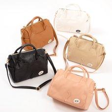 At Collection Cat Pocket 2-Way Bag