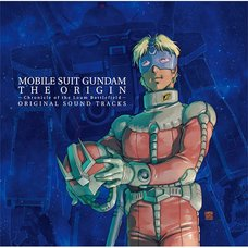 Mobile Suit Gundam: The Origin V & VI Original Soundtrack Set