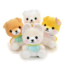 Mameshiba San Kyodai Baby Dog Plush Collection Vol. 2 (Standard)