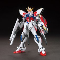 HGBF #09: Star Build Strike Gundam Plavsky Wing 1/144th Scale Plastic Model Kit