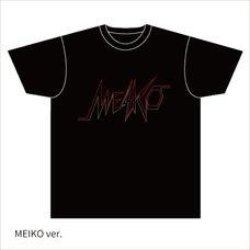 Hatsune Miku Summer Festival Logo Meiko T-Shirt