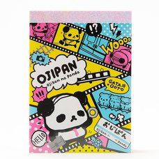 Ojipan ST Mini Memo Pad (Comic Pop)