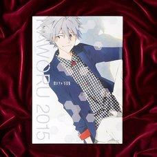 Kaworu 2015 - Kaworu Nagisa Photo Book w/Bonus B2 size Kaworu Poster