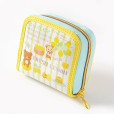 Rilakkuma A Basketful of Lemons Supplement Pouch