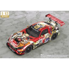 1/43rd Scale Goodsmile Racing & Type-Moon Racing 2019 Spa 24 Hours Ver.