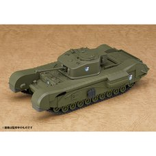 Nendoroid More: Girls und Panzer das Finale Churchill Mk. VII