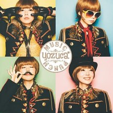 yozuca 6th Album: Music Punch