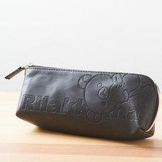 Rilakkuma Pencil Case (Black)