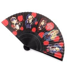 Black Lagoon Chibi Character Full-Color Fan
