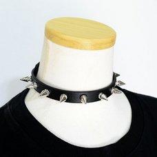 ACDC RAG Needle Studded Choker