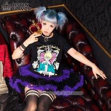 LISTEN FLAVOR Ultimate Affluent Progeny Byakuya Togami T-Shirt