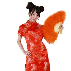 Co-Co Cheongsam Cosplay Outfit